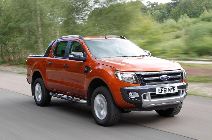 Ford Ranger 2011-2015 Review (2017) | Autocar