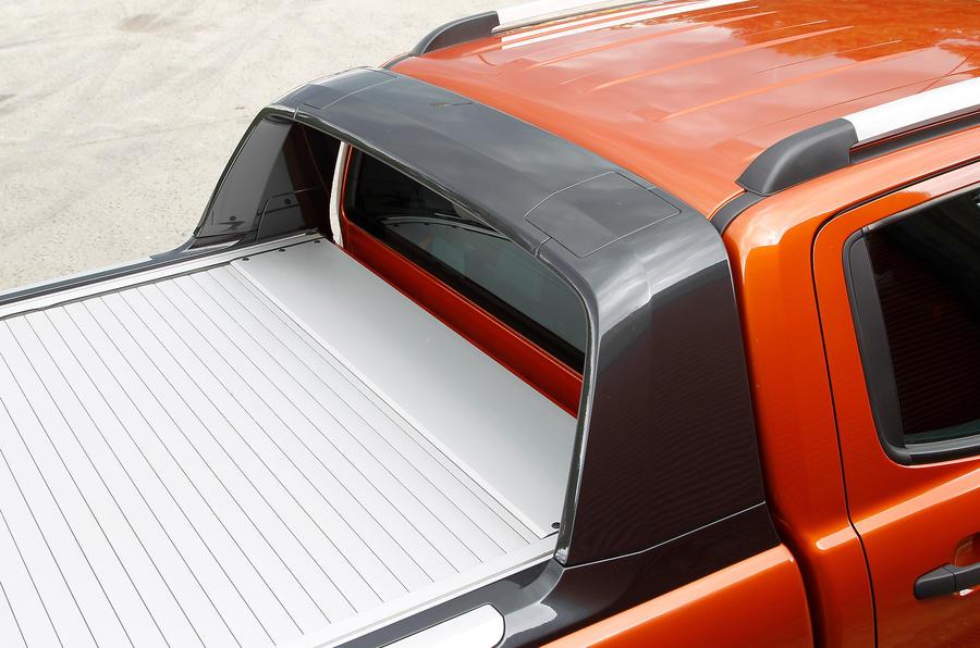 Ford Ranger load cover