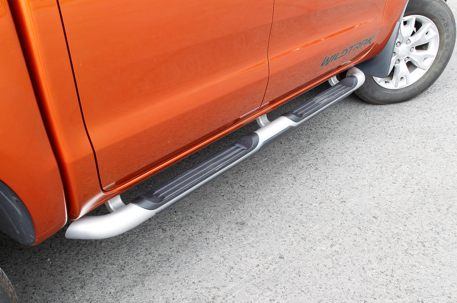 Ford Ranger side step