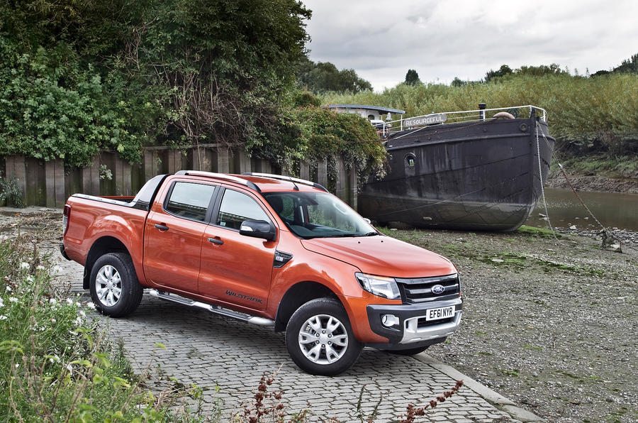 3.5 star Ford Ranger