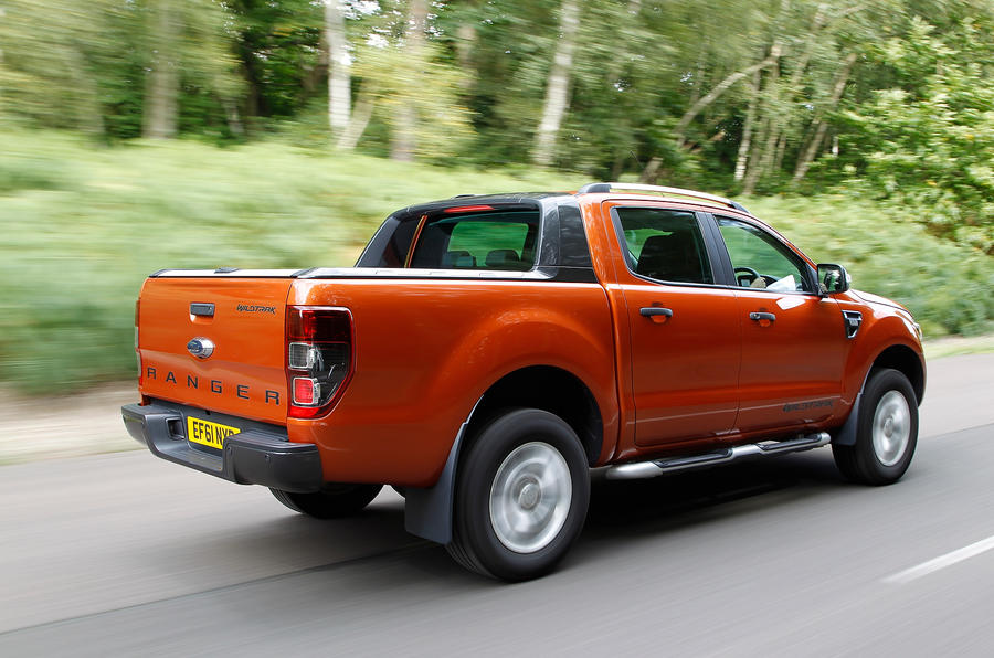 Ford Ranger 2011 2015 Review 2017 Autocar