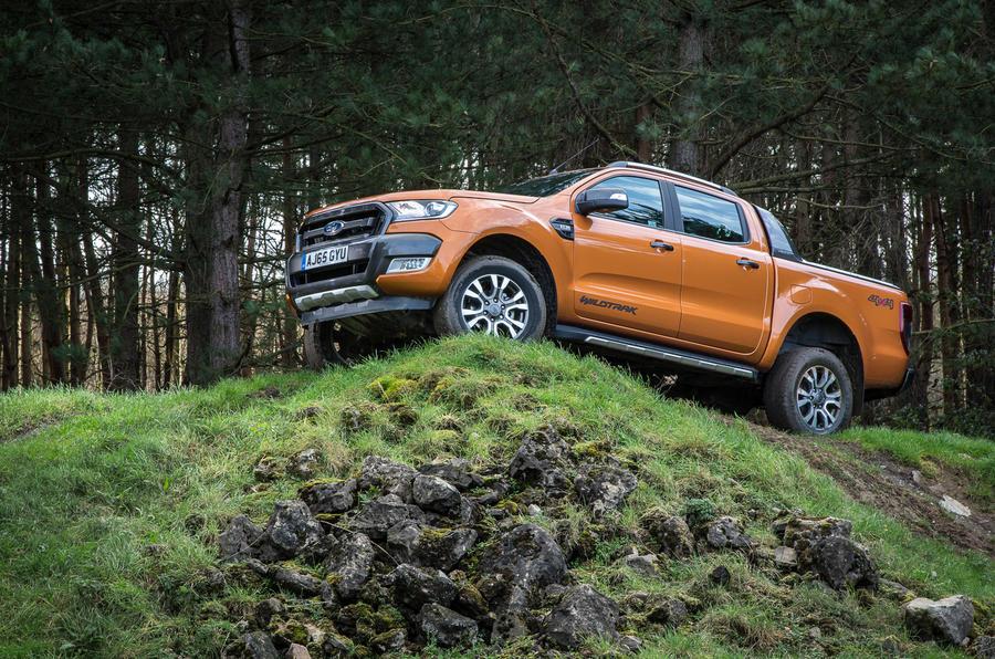 3.5 star Ford Ranger