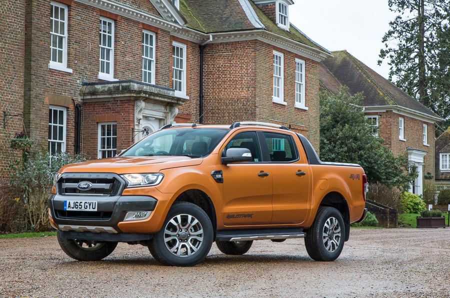 2017 Ford Ranger >> Ford Ranger Review 2019 Autocar
