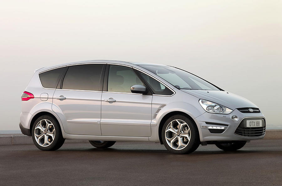 Ford revises S-Max and Galaxy