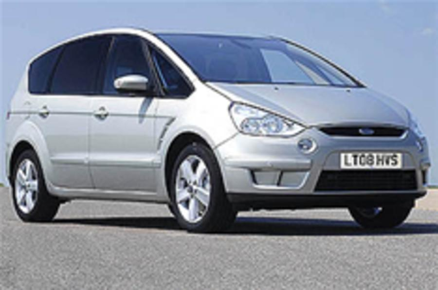 Ford S-Max and Galaxy get more grunt