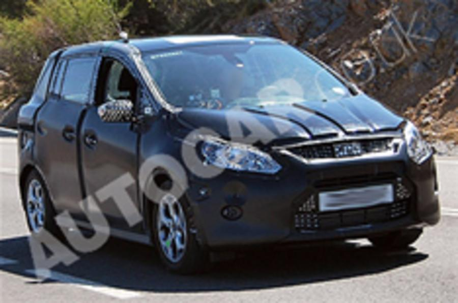 Next Ford C-Max spied
