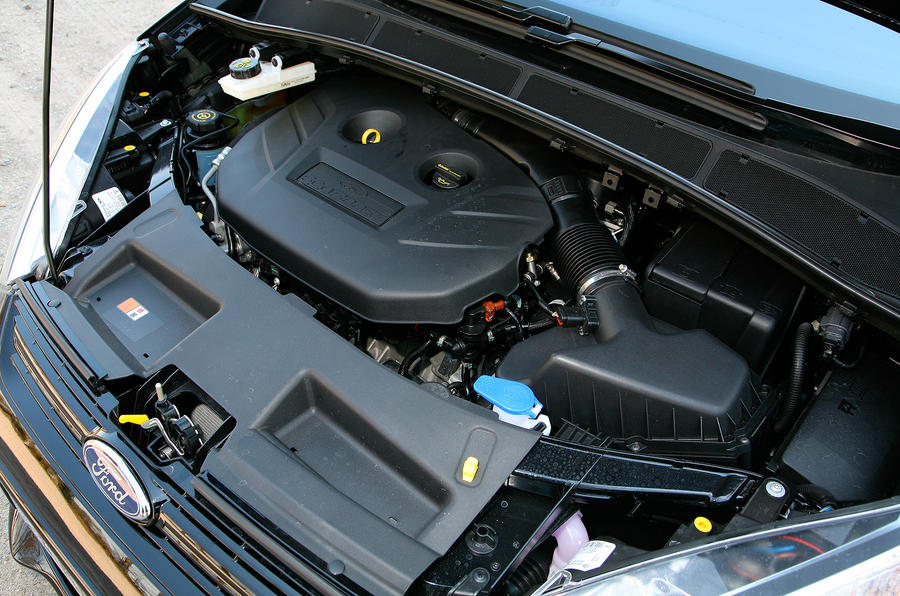 1.6-litre Ford S-Max EcoBoost engine
