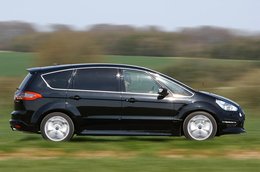 Ford S-Max side profile