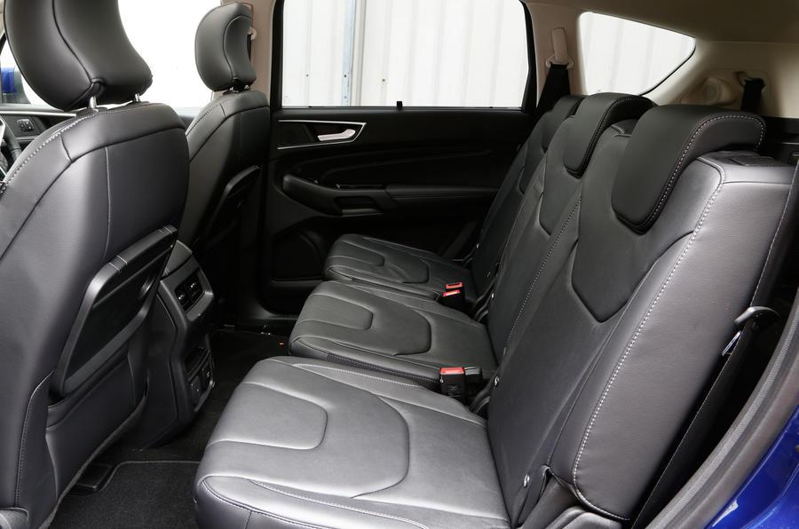 ... Ford S-Max rear seats ... & Ford S-Max Review (2017) | Autocar markmcfarlin.com