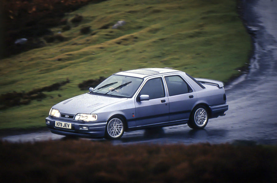 what would a brand new ford sierra rs cosworth feel like. Black Bedroom Furniture Sets. Home Design Ideas