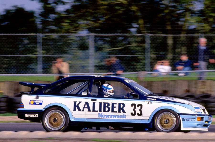 Ford Sierra Cosworth Rs Touring Car
