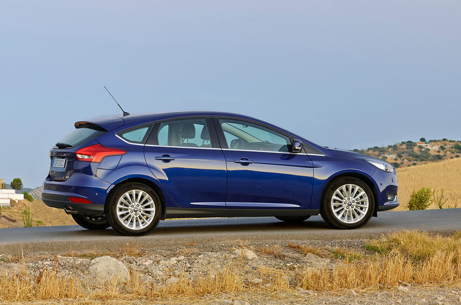 2014 Ford Focus first drive review