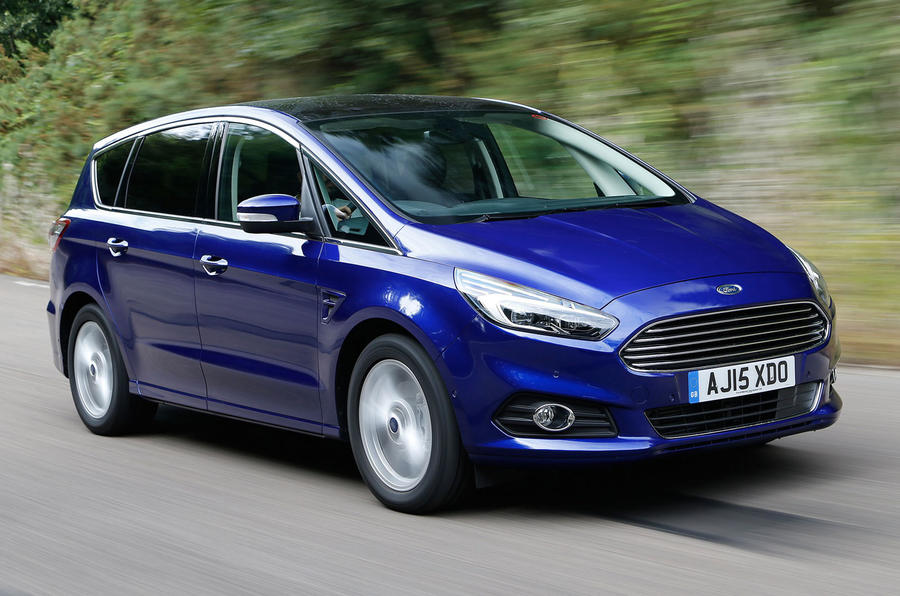 ford s- max