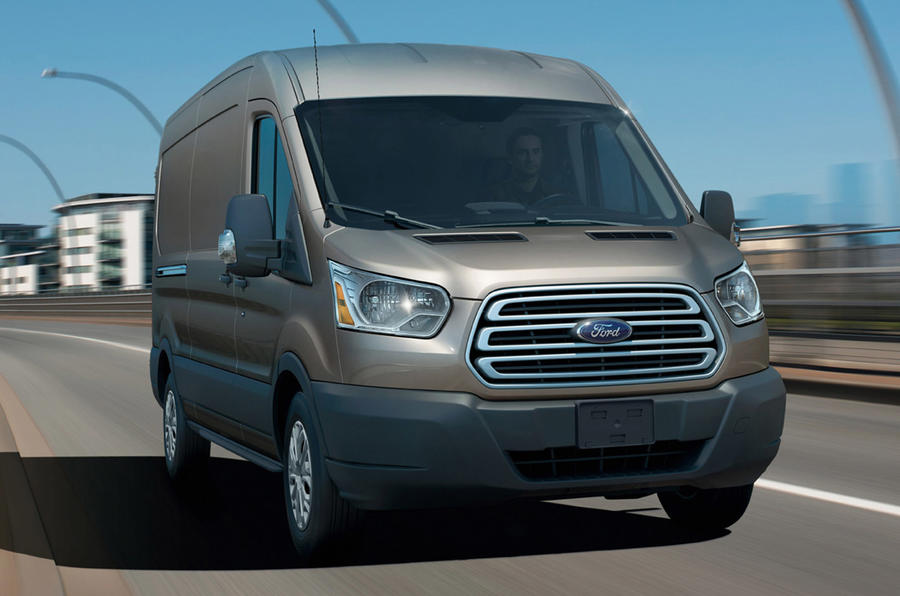 Ford Transit Review 2018 Autocar