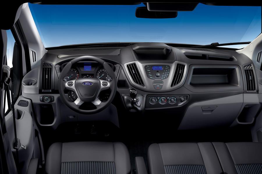 Amazing Ford Transit Interior