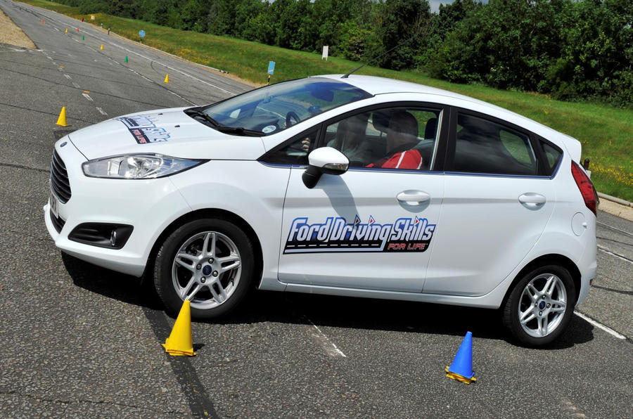 Ford announces new training scheme for young drivers
