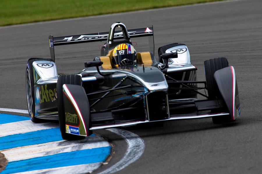 There's a long hill to climb in order for Formula E to take off