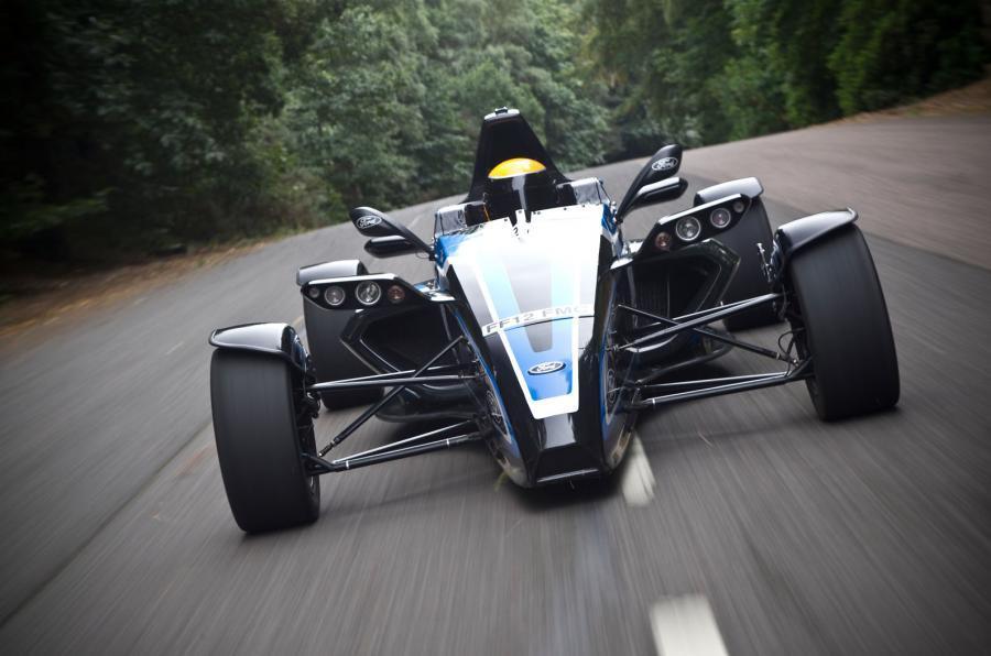 160mph Formula Ford EcoBoost