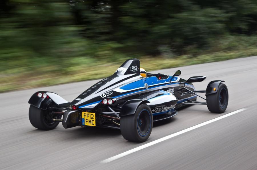 Formula Ford EcoBoost rear