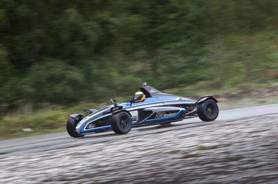Formula Ford EcoBoost