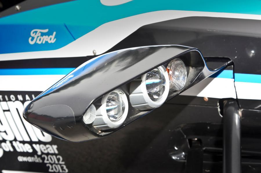 Formula Ford EcoBoost headlight
