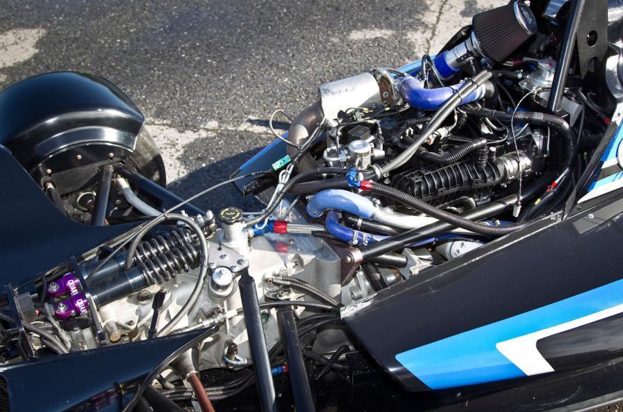 Formula Ford 995cc EcoBoost engine