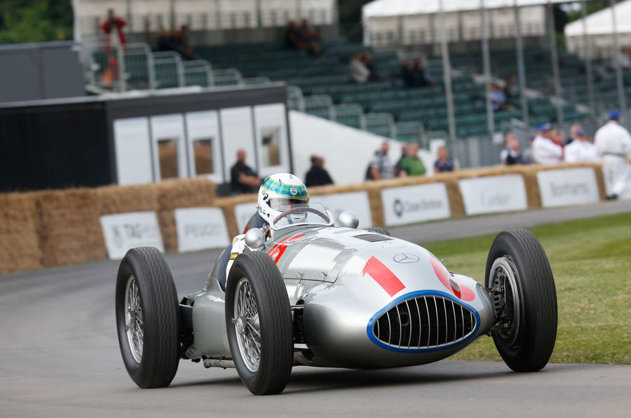 Goodwood Festival of Speed 2014 show report and gallery
