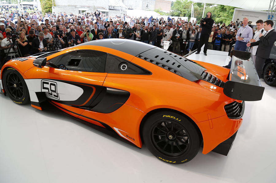 Best of Goodwood 2014 - our top seven concept cars and vehicle debuts