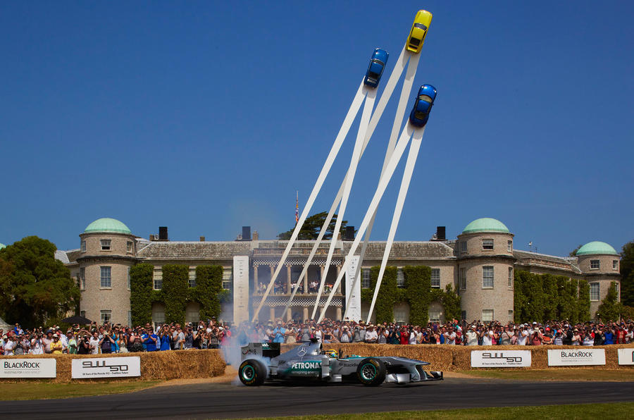 Goodwood Festival of Speed confirmed for 2014
