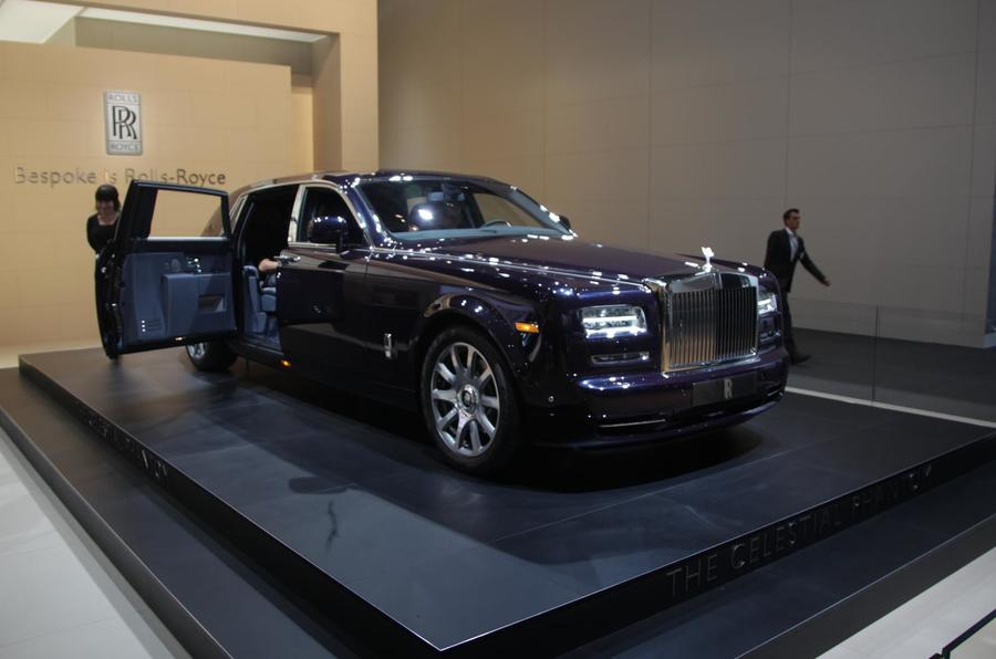 rolls royce celestial phantom revealed autocar. Black Bedroom Furniture Sets. Home Design Ideas
