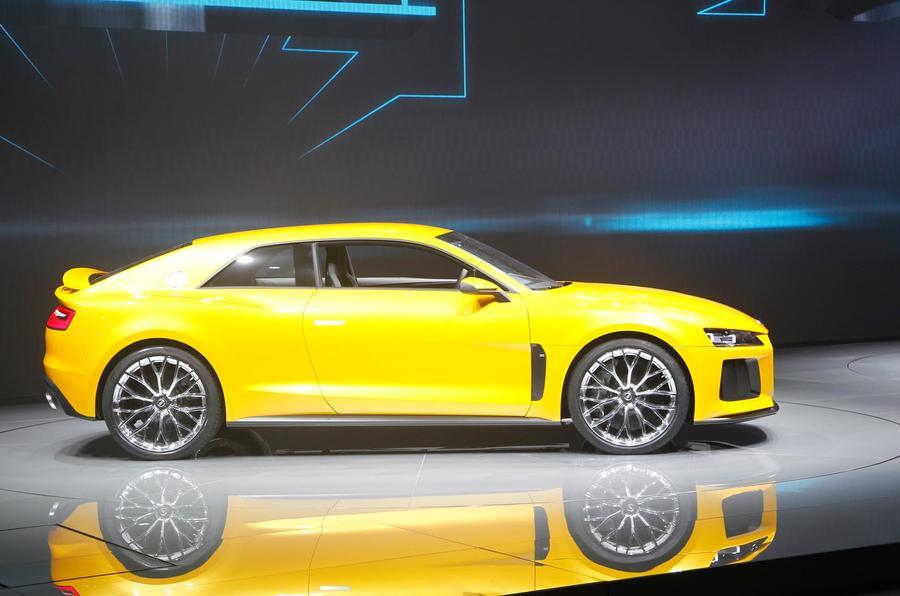 Audi Sport Quattro reborn with 690bhp