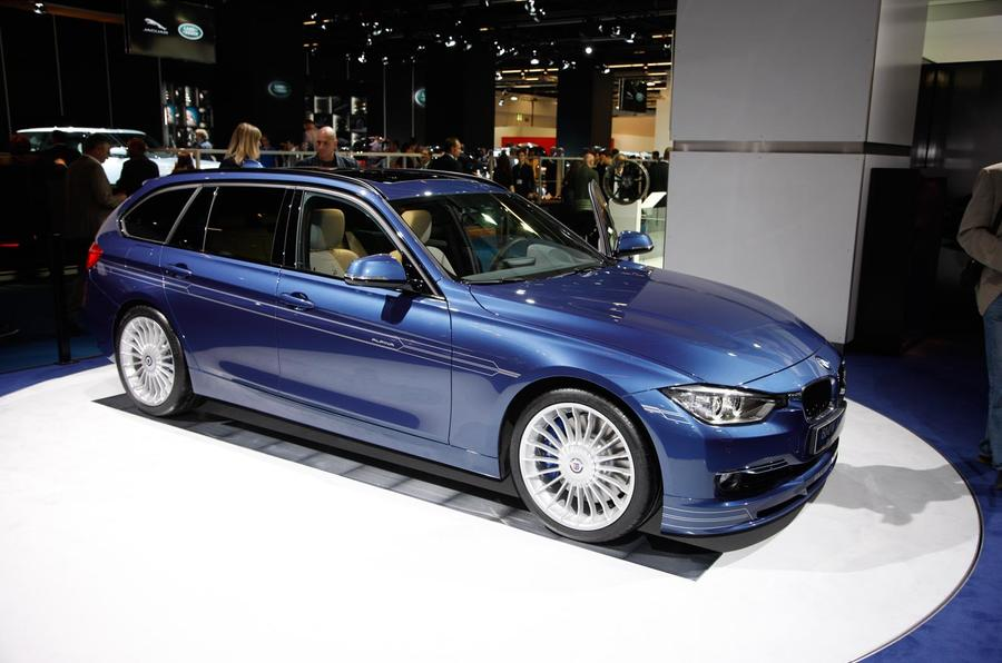 New Alpina D3 Bi-Turbo unveiled