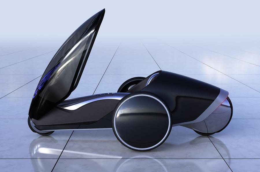 Toyota plans radical FV2 concept for Tokyo