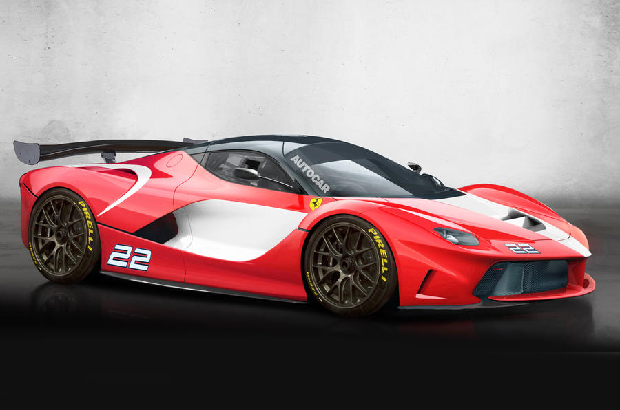 Hard-core new LaFerrari planned