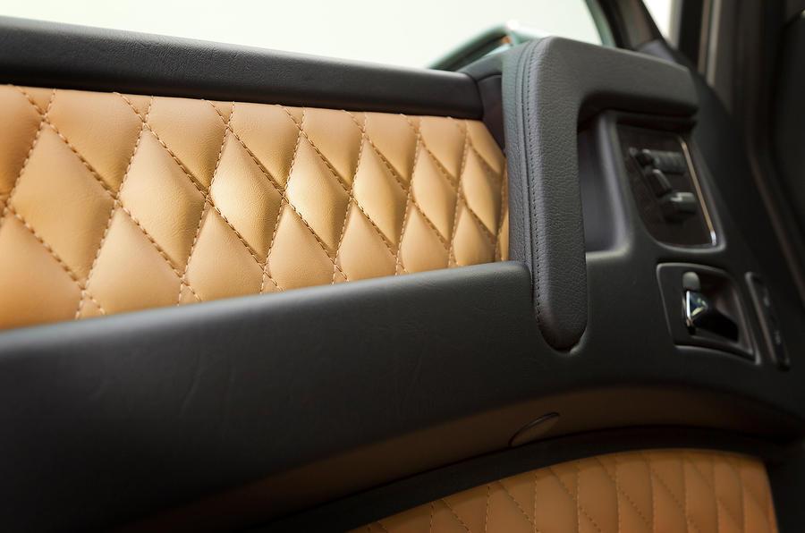 Mercedes-AMG G 63 door card