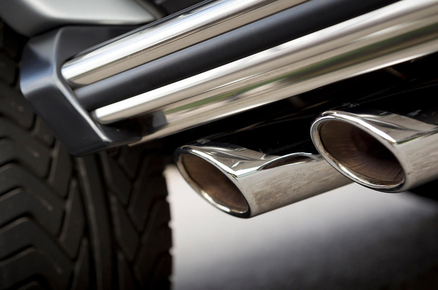Mercedes-AMG G 63 quad side exhausts