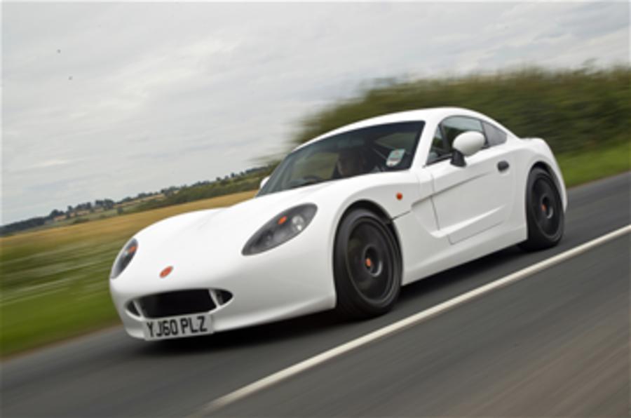Ginetta's new £68k sports car