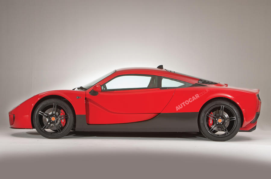 Flagship Ginetta G60 unveiled