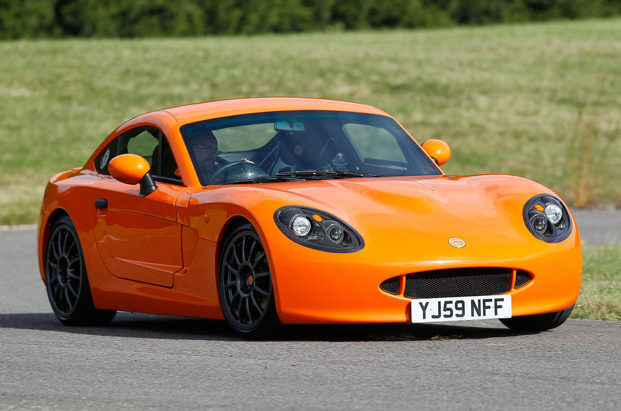 Ginetta launch entry-level race series
