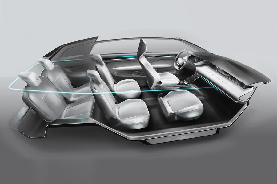 Giugiaro Clipper six seat MPV premieres