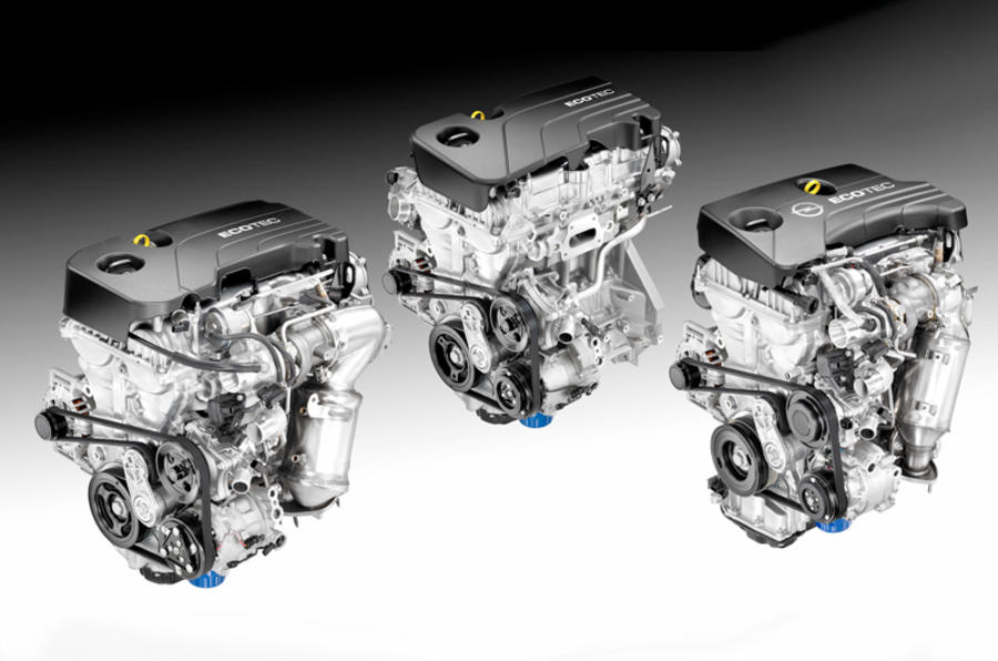 GM reveals new modular engine family
