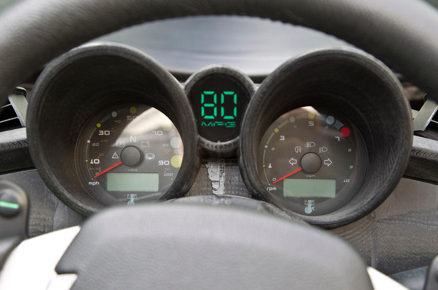 Murray T25 instrument cluster