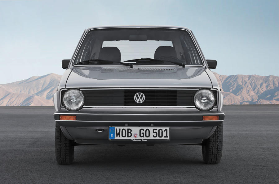 History of the Volkswagen Golf - picture special