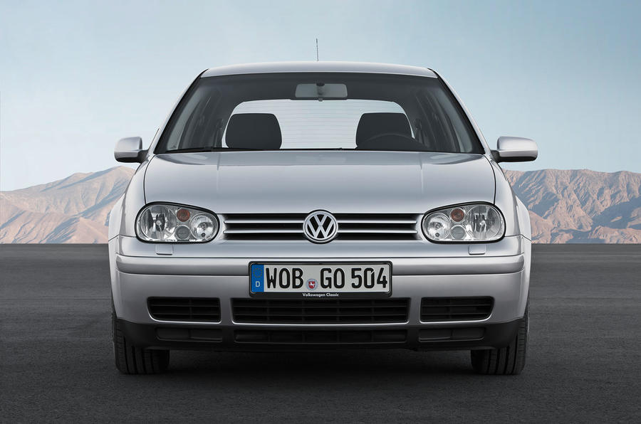 Jetta Vs Passat >> History of the Volkswagen Golf - picture special | Autocar