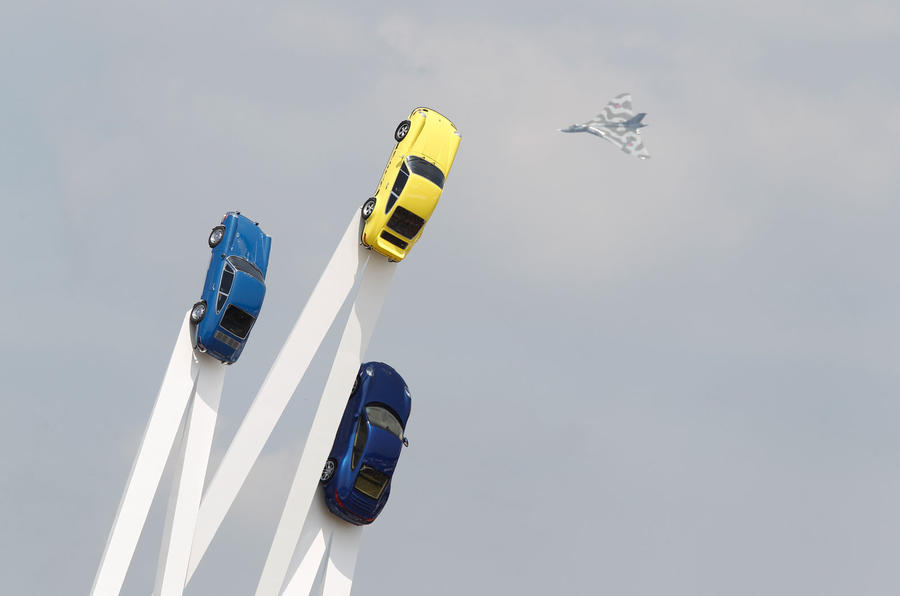 Goodwood Festival of Speed 2013 - retrospective gallery