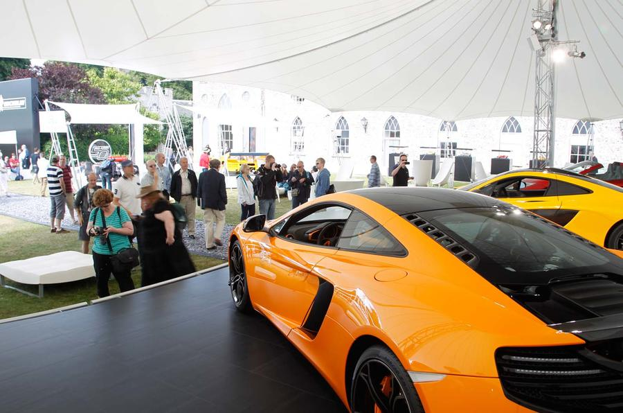 Goodwood Festival of Speed 2013 Moving Motor Show - live gallery
