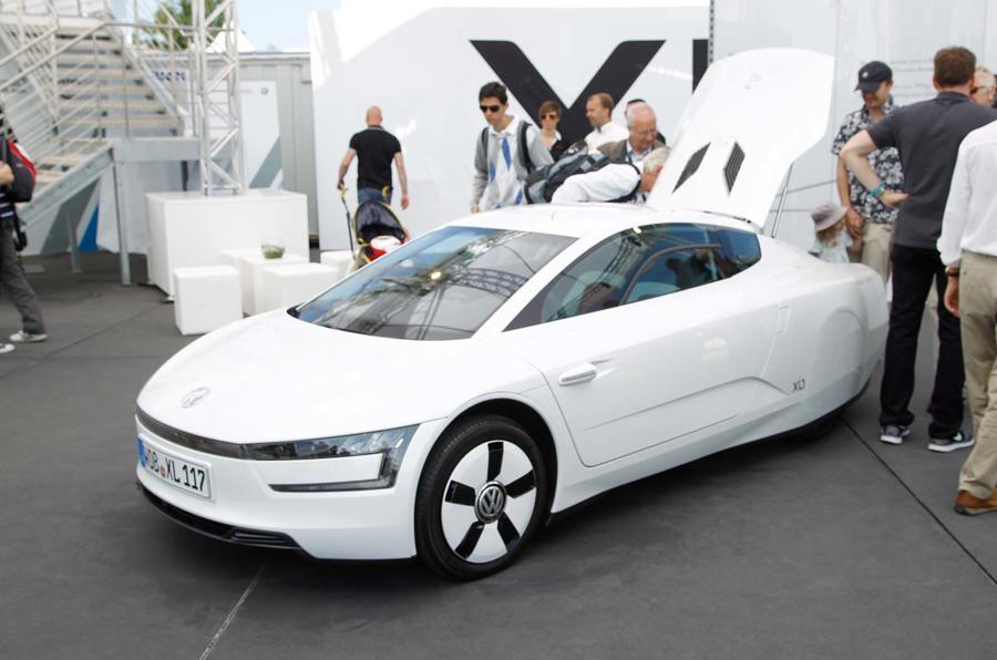 Goodwood Festival of Speed 2013: VW XL1