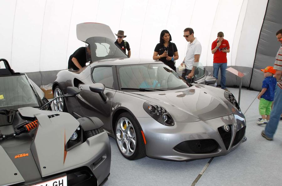 A-Z of the Goodwood Festival of Speed