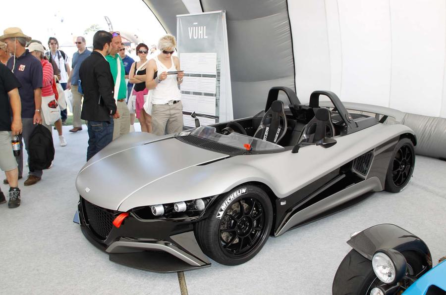 Goodwood Festival of Speed 2013: Vuhl 05