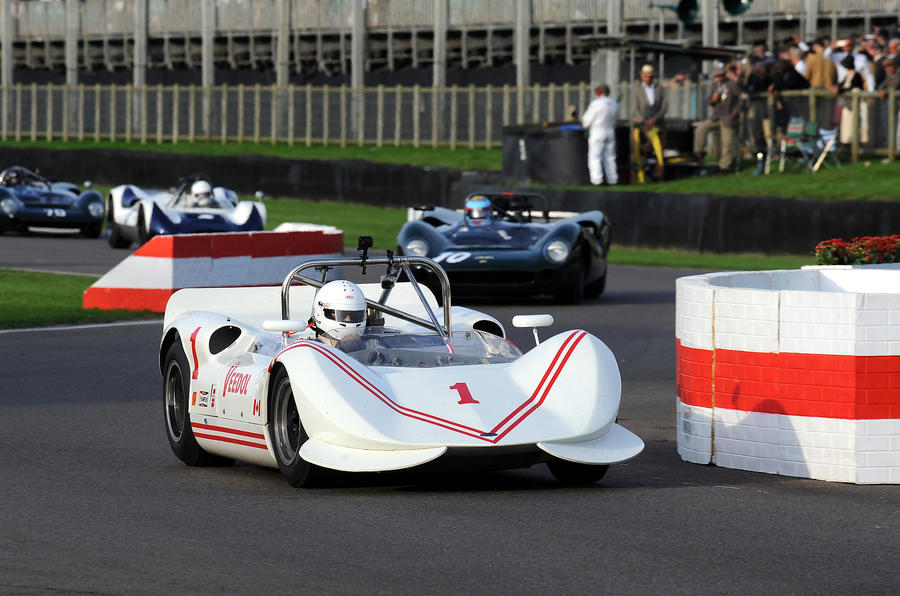 Goodwood Revival 2014 show gallery - updated